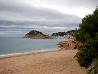 SEA VIEWS APARTMENT on the BEACH, Tossa de Mar
