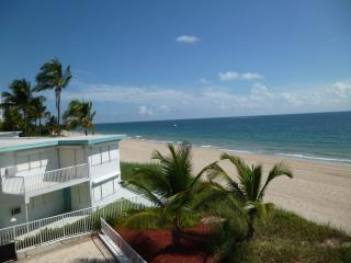 Oceanfront condo in Fort Lauderdale, Pompano Beach