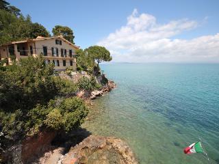 Amazing Seaside villa, Porto Santo Stefano