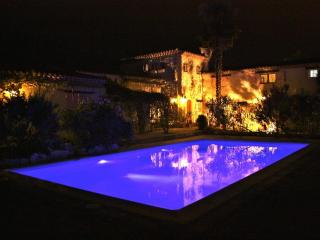 Unique Provencal Villa, With Stoned Central Tower, Vence