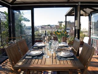 Barberbini Lions Luxury Rooftop Terrace Apartment