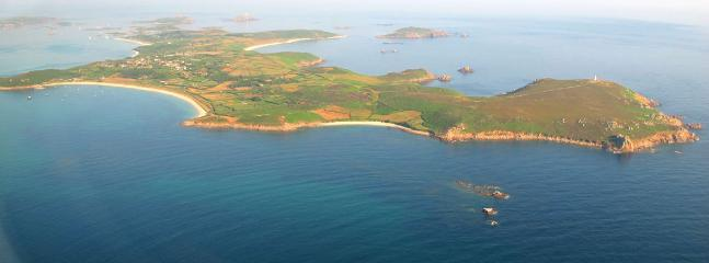Aerial View of St Martins