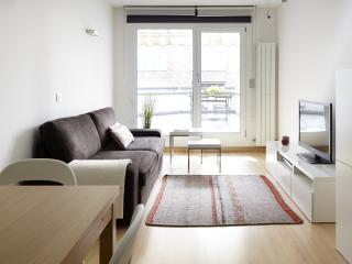 Apartamento terraza Easo en San Sebastian, San Sebastián - Donostia