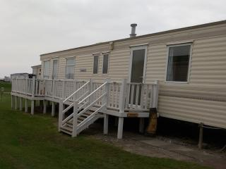 Buddy, Buddha Theme Luxury Caravan - Part Sea View, Watchet