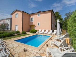 Villa Iside, Brtonigla