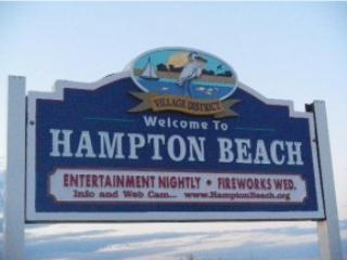 Located steps away from all that Hampton Beach has to offer!