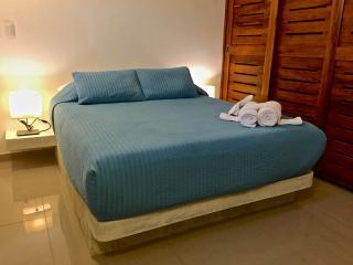 Comfortable Queen size bed in Master bedroom