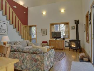 Pet-friendly cabin in the woods with private hot tub!, Brightwood