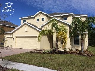 Luxury 7bed/6Bath Pool Home GR/INT- Frm $220nt!, Orlando