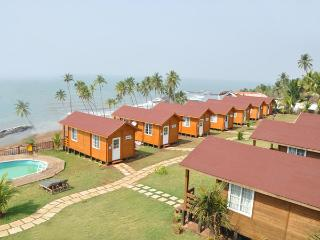 Stunning Sea View Cottages in North Goa..., Vagator