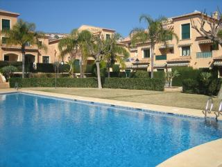 Javea, stunning holiday apartment, 2 bedr, 4 pers.