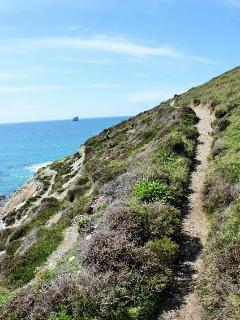 Amazing views nearby,  amazing coastal walks to enjoy nearby.