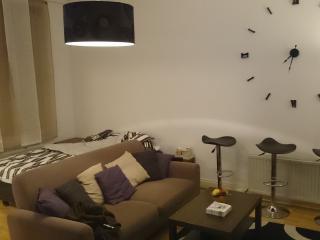 Studio apartment in Central Malmö