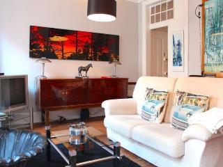 Currant Red Apartment