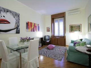 Beautiful apartment close to St. Peter, WiFi, A/C, Ciudad del Vaticano