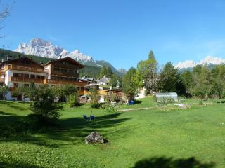 Apartment in Dolomites: Cortina d'Ampezzo area, Borca di Cadore