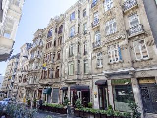 Tarus Bosphorus Terrace apartment in Beşiktaş {#h…