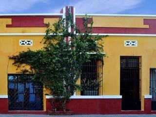 MAURICIO BABILONIA: La casa en el Centro Historico