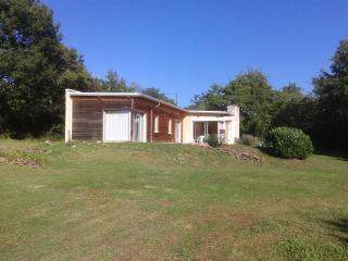 Newly built house in Caylus, great for a long hol.
