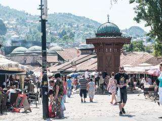 Apartment Bascarsija Sarajevo, Sarajevo Canton