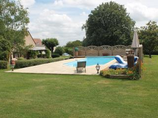 Luxury Gite with pool in the Vallee du Loir