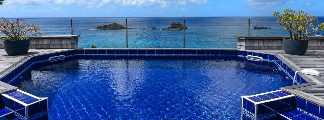 Villa Sky Vista 1 Bedroom SPECIAL OFFER, Gustavia