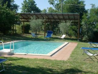 Villa with swimming pool in Tuscany