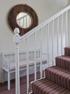 Original Grade II Listed Staircase