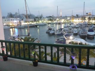 Studio vue Port et mer Marina kantaoui, Port El Kantaoui