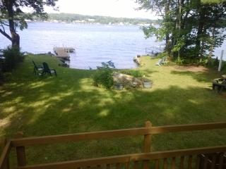 Winnipesaukee at its best, Laconia