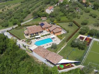 Villa GioAn with private playground and sea view