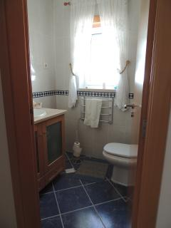 1st floor powder room ( 4th bathroom)