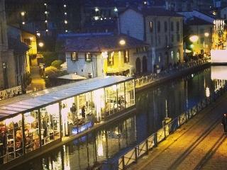 NewYork Times Fav. Street in Europe, Milán