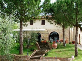 9 bedroom Villa in San Gimignano, San Gimignano, Volterra and surroundings, Tuscany, Italy : ref 2294069, Pancole