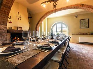 4 bedroom Villa in Montaione, San Gimignano, Volterra and surroundings