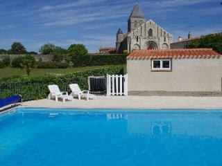 The Old Logis, Dolphin Gites, Vendee