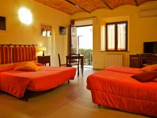 Quadruple room in Siena  B&B