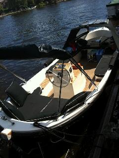 Enquire about a private trip through the canals with Paul as your captain