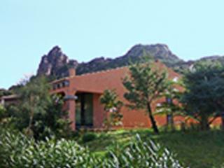 Villa con giardino privato e terrazzo 6 p.l., Costa Paradiso