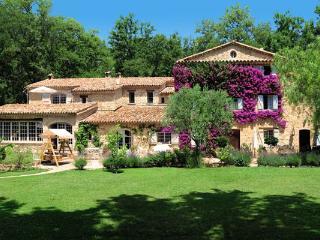 Les Pirettes, former home of Edith Piaf, Valbonne