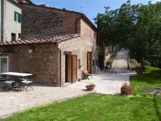Appartamento Loredana, casa toscana in Montaione