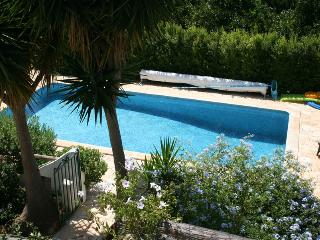 Algarve villa c/piscina, vista para a montanha, Algoz