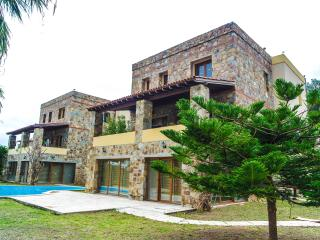 VILLA IN TORBA BODRUM WITH SEA VIEW POOL