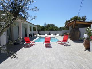 Villa private heated swimming pool beaches natural, Porto-Vecchio