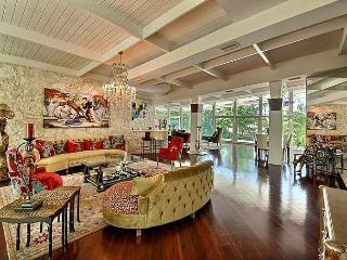 Tropical Masterpiece Featured in Movies, Fort Lauderdale