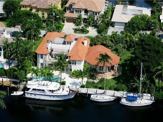 Amazing Waterfront Mansion, Fort Lauderdale