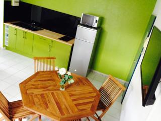 Bel Appartement 35m2 Résidence privée calme plage, Le Gosier