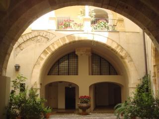 edificio storico, Palermo