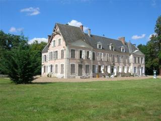 Chateau de Bois renard, Saint-Laurent-Nouan