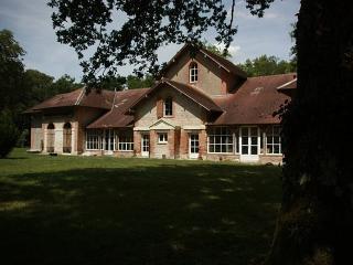 Le Logis de Bois renard, Beige, Saint-Laurent-Nouan